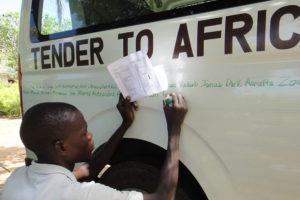 Africachild bus