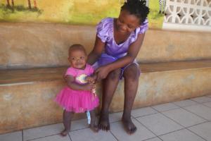 Mahima and Baby